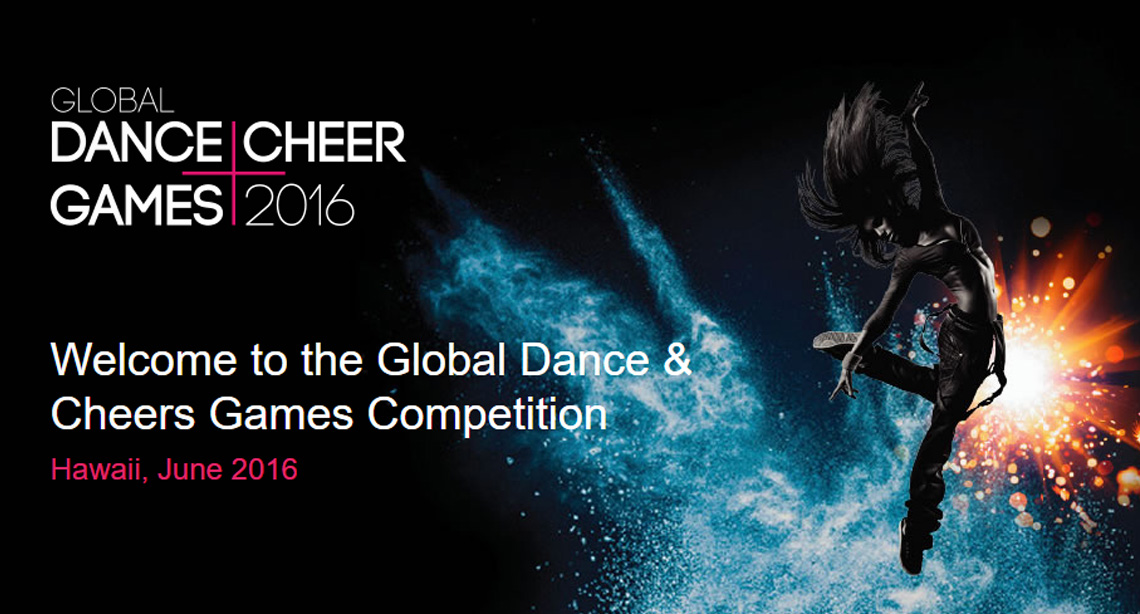 Global Dance and Cheerleader Games